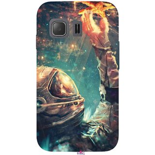 Buy Snooky Printed 946 Astronaut Wallpaper Mobile Back Cover Of