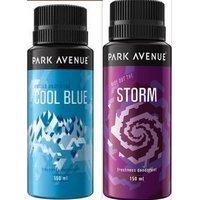Park Avenue  Deo Spray Combo Pack - 150 Ml - 5839938