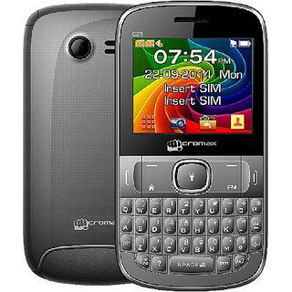 Micromax Q25 Qwerty Keypad Dual Sim Mobile Phone