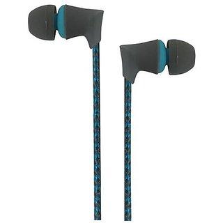 ha wired abs EWGR150 Earphone Blue