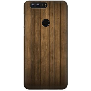 Mobicture Vintage Woods Premium Printed High Quality Polycarbonate Hard Back Case Cover For Huawei Honor 8 With Edge To Edge Printing