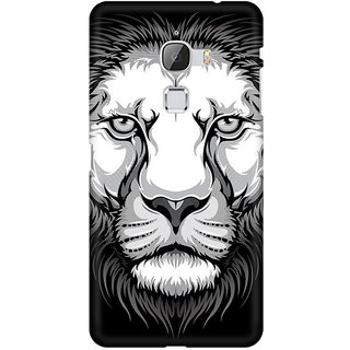 Mobicture Wild Stares Premium Printed High Quality Polycarbonate Hard Back Case Cover For LeEco Le Max With Edge To Edge Printing