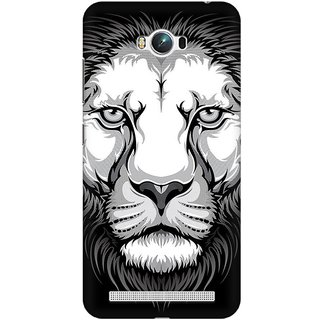 Mobicture Wild Stares Premium Printed High Quality Polycarbonate Hard Back Case Cover For Asus Zenfone Max With Edge To Edge Printing