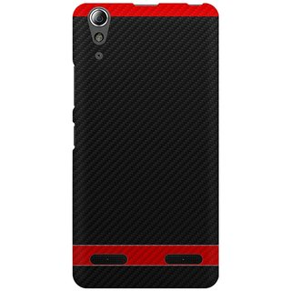 Mobicture Abstract Pattern Premium Printed High Quality Polycarbonate Hard Back Case Cover For Lenovo A6000 Plus With Edge To Edge Printing