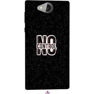 Snooky Printed 1066,No Control Mobile Back Cover of Xolo Prime - Multi