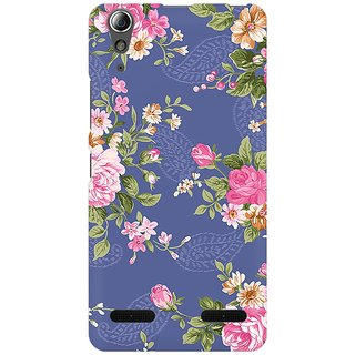 Mobicture Abstract Design Premium Printed High Quality Polycarbonate Hard Back Case Cover For Lenovo A6000 With Edge To Edge Printing