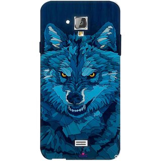 Snooky Printed 1089,southside festival wolf Mobile Back Cover of Swipe Elite 2 Plus - Multi