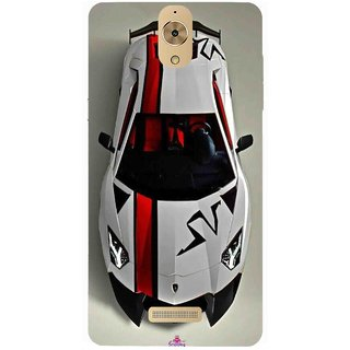 Snooky Printed 1091,sports cars and bikes Mobile Back Cover of Coolpad Mega 2.5D - Multi