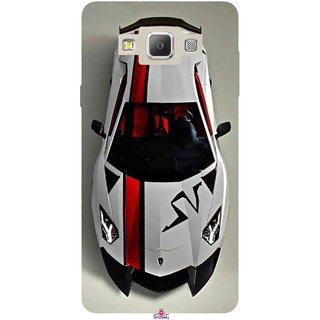 Snooky Printed 1091,sports cars and bikes Mobile Back Cover of Samsung Galaxy A5 - Multi
