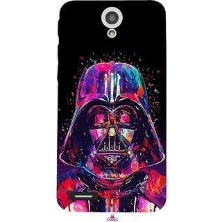 Snooky Printed 1092,Star War soldier Mobile Back Cover of InFocus M260 - Multi