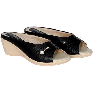 Frye Women'S Black Casual Slippers