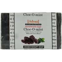 Adyaa Naturals Choc-o-mint Natural Handmade Soap