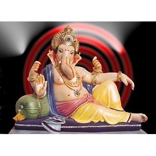 shoppingtara marble ganesha murti idol statue