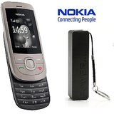 Nokia 2220/ Good Condition/ Certified Pre Owned (6 months Warranty) with 2600 mAh Powerbank