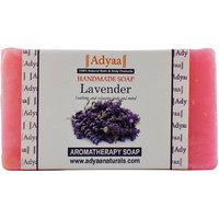 Adyaa Naturals Lavender Natural Handmade Soap