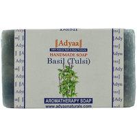 Adyaa Naturals Basil Natural Handmade Soap