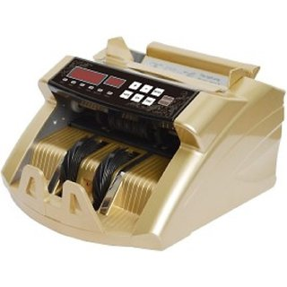 swag gold led currency counting machine (gold)