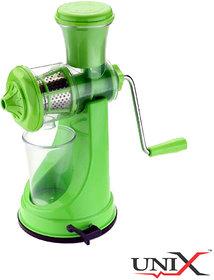 UNIX Suprime Fruit  Vegetable Hand Juicer