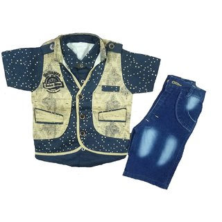Kid N Kids Jacket Suitfor Boys
