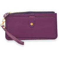 SkyWays Women's Purple Wallet