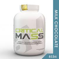 Big Muscles Critical Mass 6Lbs Chocolate