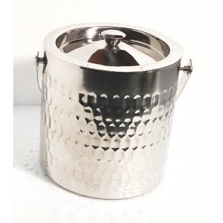 Graminheet Stainless Steel Ice Bucket 1500ml Hummer Crafted
