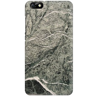 Mobicture Abstract Marble Print Premium Printed High Quality Polycarbonate Hard Back Case Cover For Huawei Honor 4X With Edge To Edge Printing