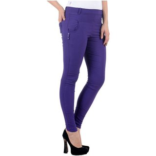 Raabta Royal Blue Jegging for Women