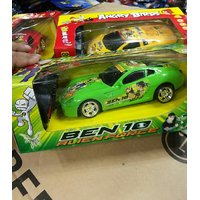 Remote Car With Ben-10 Or Angry Birds Fx Makeover