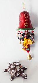 Royals Fengshui Idol and Home dcor prosperity - Ganesha / Tortoise