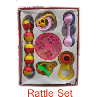 Joy Rattle Gift Set