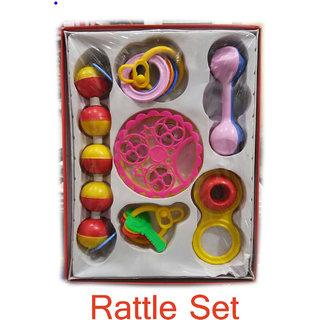 Joy Rattle Gift Set