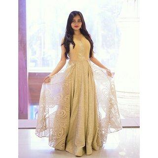 Riyansha's Party wear Gown