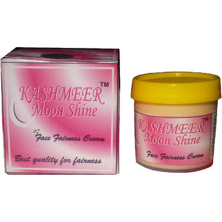 Kashmeer moon shine cream