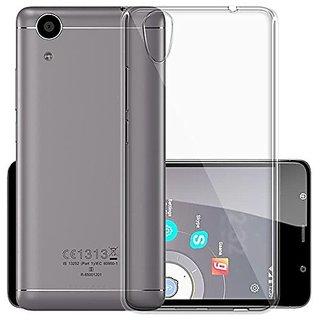 Karbonn Aura 4G Transparent Soft Back Cover