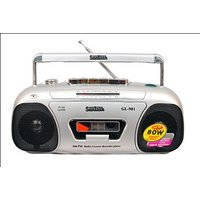 Santosh Tape Recorder With In-built FM Radio Player (GL-901)