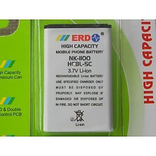 NOKIA BL-4C ERD BATTERY FOR NOKIA 6100 6101 6125 6131 X2-00 3230 3500classic Etc.