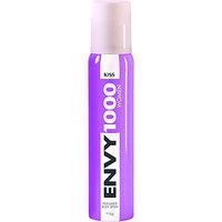 ENVY 1000 Kiss Women Perfumed Body Spray 115gm
