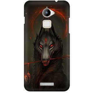Mobicture Abstract Design Premium Printed High Quality Polycarbonate Hard Back Case Cover For Coolpad Note 3 Lite With Edge To Edge Printing