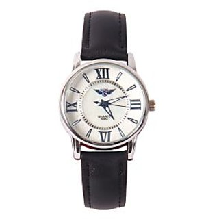 Xcel 5025 Analog Watch for Women - Black strap