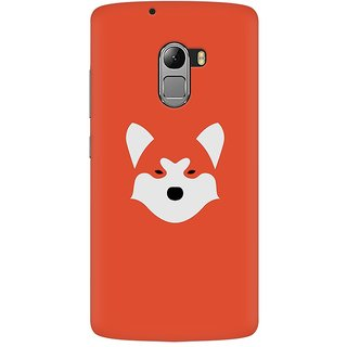 Mobicture Akita Premium Printed High Quality Polycarbonate Hard Back Case Cover For Lenovo A7010 With Edge To Edge Printing