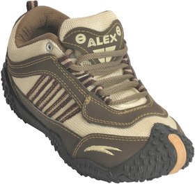 Alex Men's Stylish Synthetic Sports & Running Outdoor Shoes