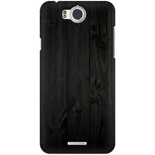 Mobicture Wooden Abstract Premium Printed High Quality Polycarbonate Hard Back Case Cover For InFocus M530 With Edge To Edge Printing