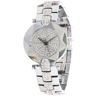 Xcel 5112 Analog Watch for Women - silver