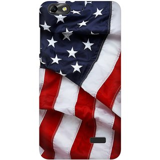 Mobicture America Premium Printed High Quality Polycarbonate Hard Back Case Cover For Huawei Honor 4C With Edge To Edge Printing
