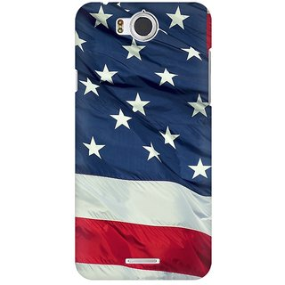 Mobicture America Premium Printed High Quality Polycarbonate Hard Back Case Cover For InFocus M530 With Edge To Edge Printing