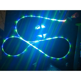 alpha 5 Meter Waterproof RGB Remote Control LED Strip Light-Color Changing
