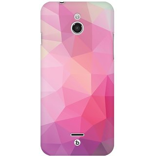 Mobicture Abstract Design Premium Printed High Quality Polycarbonate Hard Back Case Cover For InFocus M2 With Edge To Edge Printing