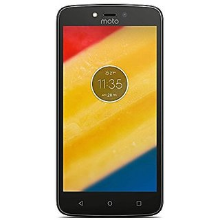 Motorola Moto C (1 GB, 8 GB, Starry Black)