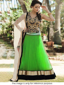 Thankar New Designer Green Colour Lehenga Choli